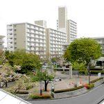 玉川上水駅前の写真